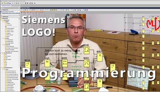 Siemens LOGO! Programmierung und Schulung
