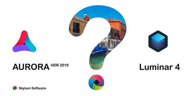 Aurora HDR 2019 - HDR Bildbearbeitung ohne HDR Bilder