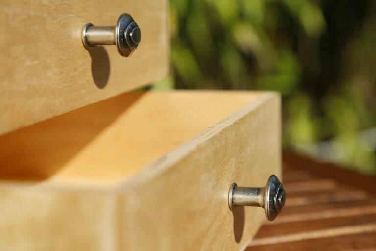 Schubladen mit Schubladenkasten selber bauen