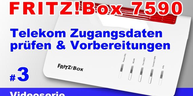 FRITZBox 7590 einrichten - Teil 3