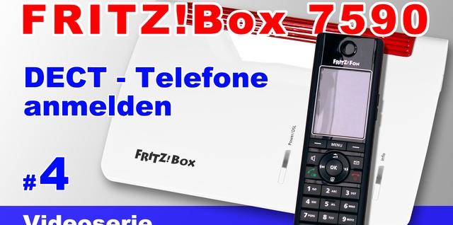 FRITZ!Fon C5 an FRITZ!Box anmelden
