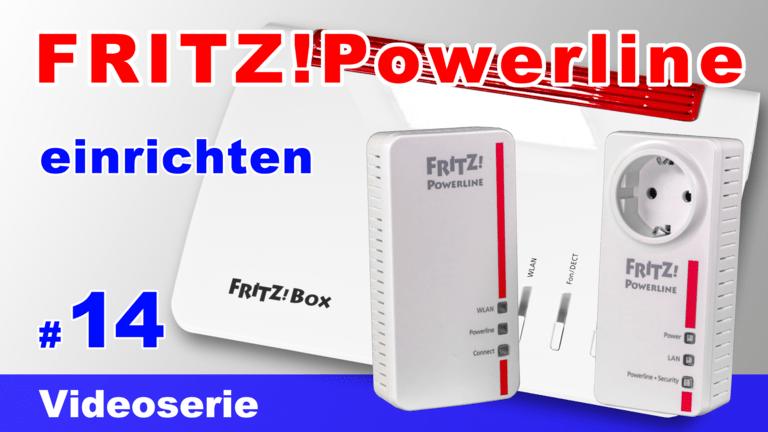 FRITZ!Powerline 1260E & 1220E (WLAN-Set) einrichten - Teil 14