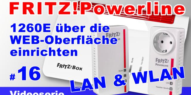 FRITZ!Powerline 1260E über die WEB-Oberfläche einrichten - Teil 16