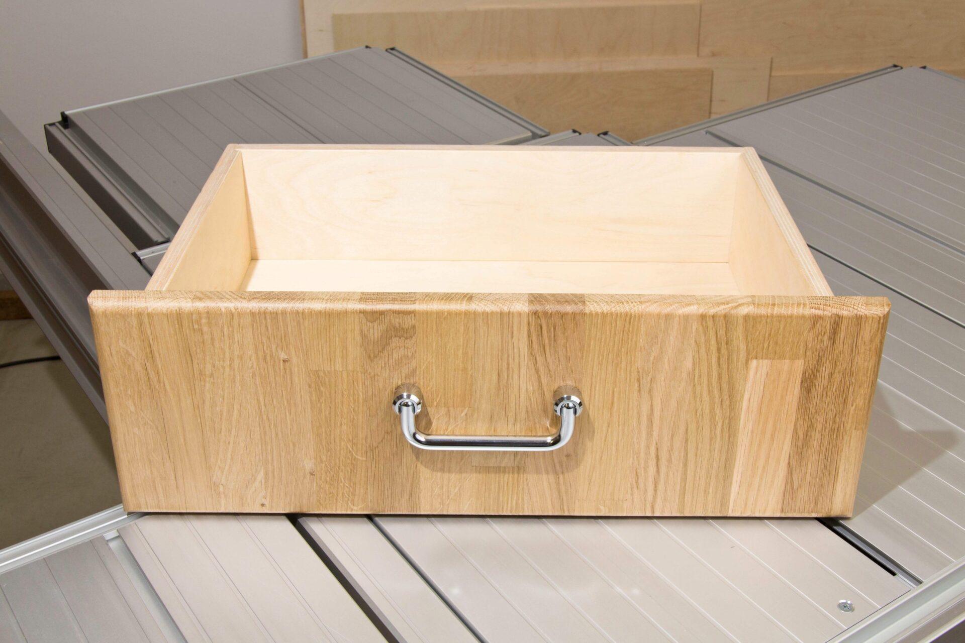 Schubladen und Schubladenschrank selber bauen - Teil 1