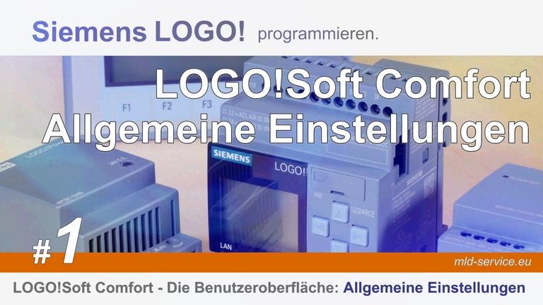 Siemens LOGO! 8 programmieren - Teil 1