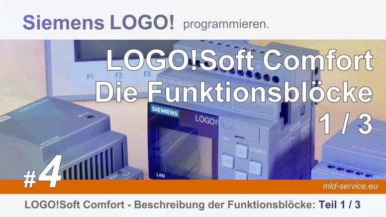 Siemens LOGO! 8 programmieren - Teil 4