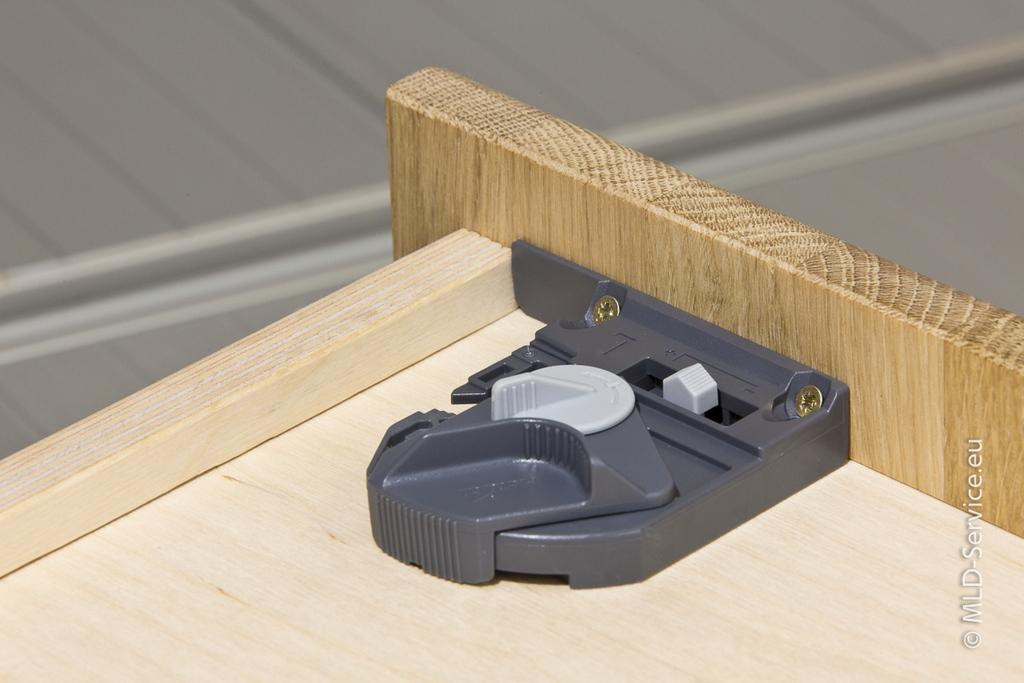 Schubladen selber bauen - Teleskopauszüge von Hettich