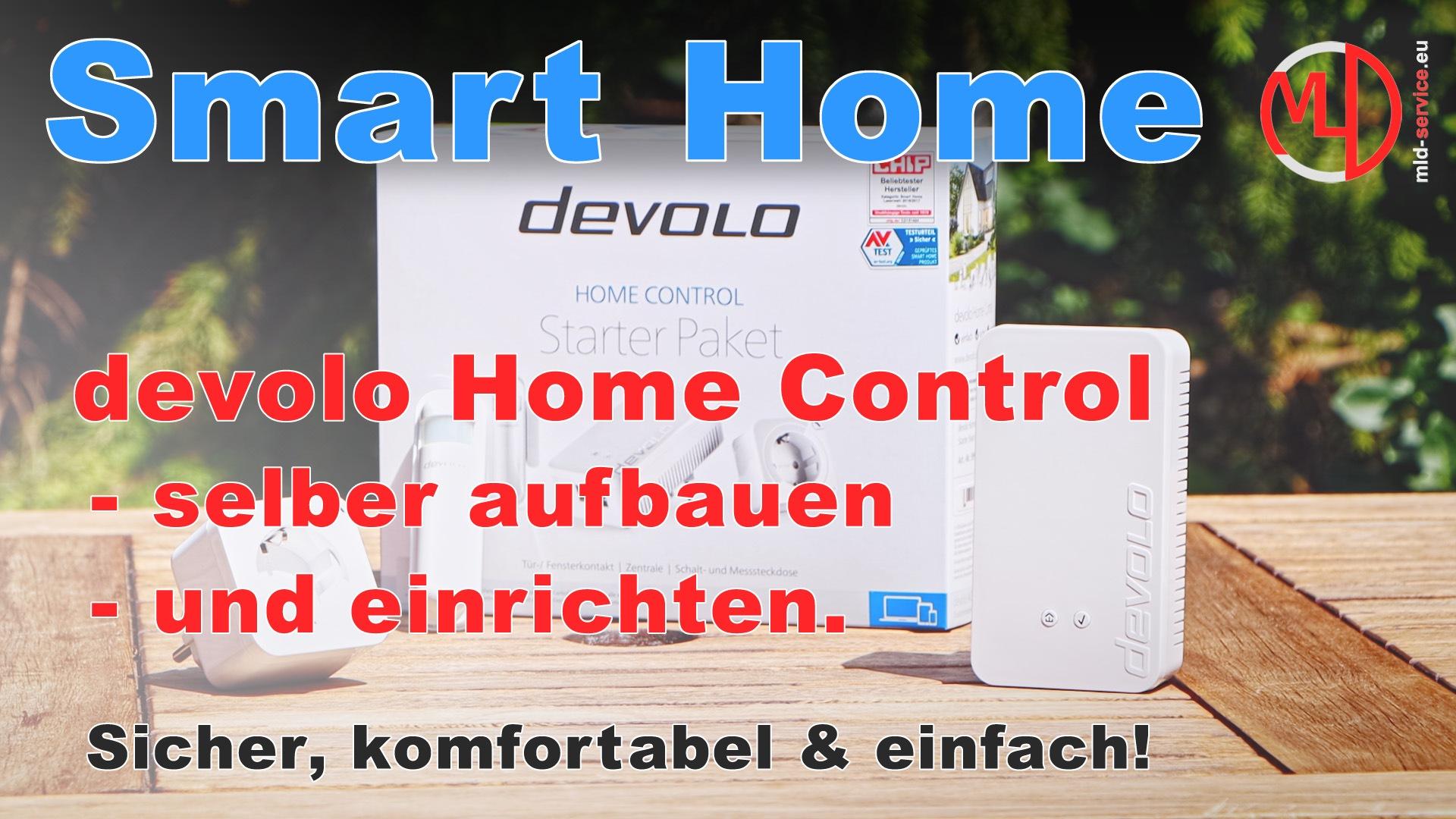 Mit devolo Home Control zum Smart Home