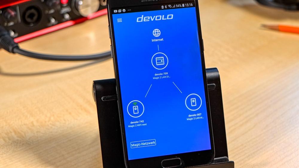 devolo Home Network App