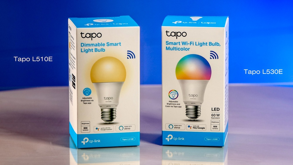 Tapo L530E & Tapo L510E von TP-Link