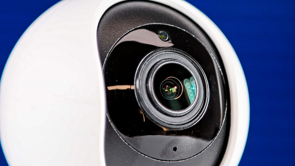 Reolink E1 Zoom - Livebild der IP Kamera