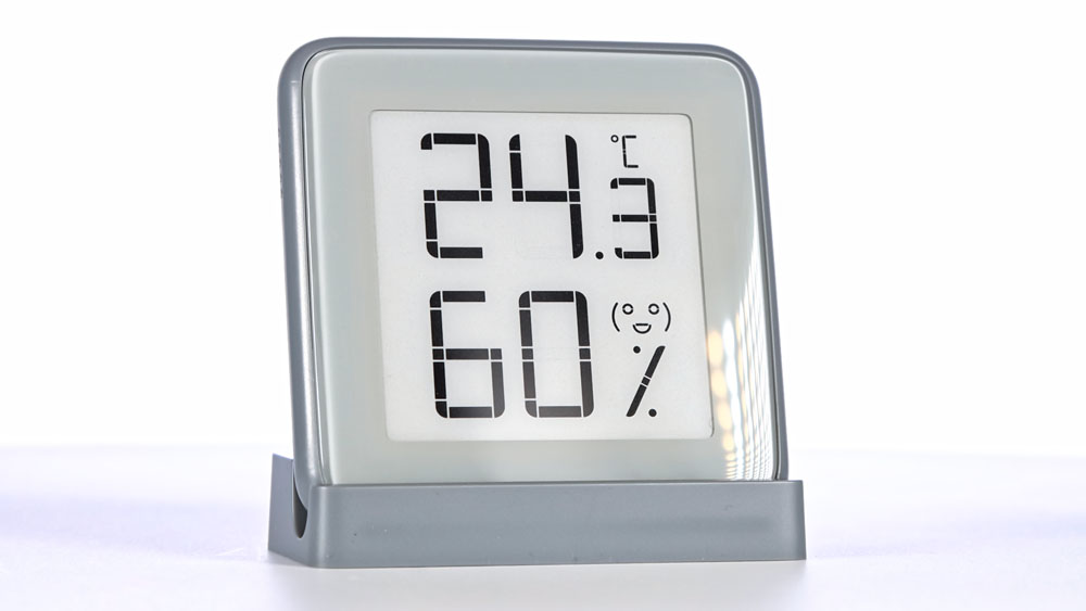 Azarton MHO-C401 Thermometer Hygrometer mit Bluetooth und App-Anbindung