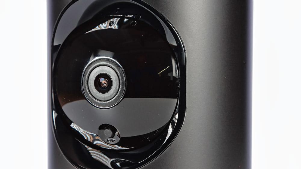 EZVIZ LC3 review - Kamera und Mikrofon